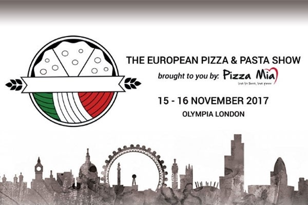 "Kuma Forni takes part in the ""European Pizza and Pasta Show"" 2017"