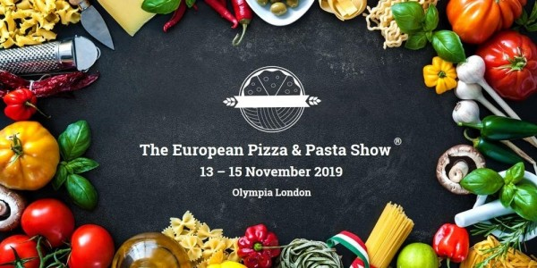 We are looking forward to seeing you at The European Pizza & Pasta Show 2019!