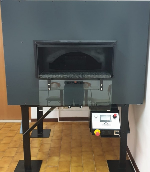 Gas pizza oven 140