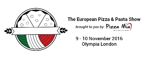 The EUROPEAN Pizza & Pasta Show 2016