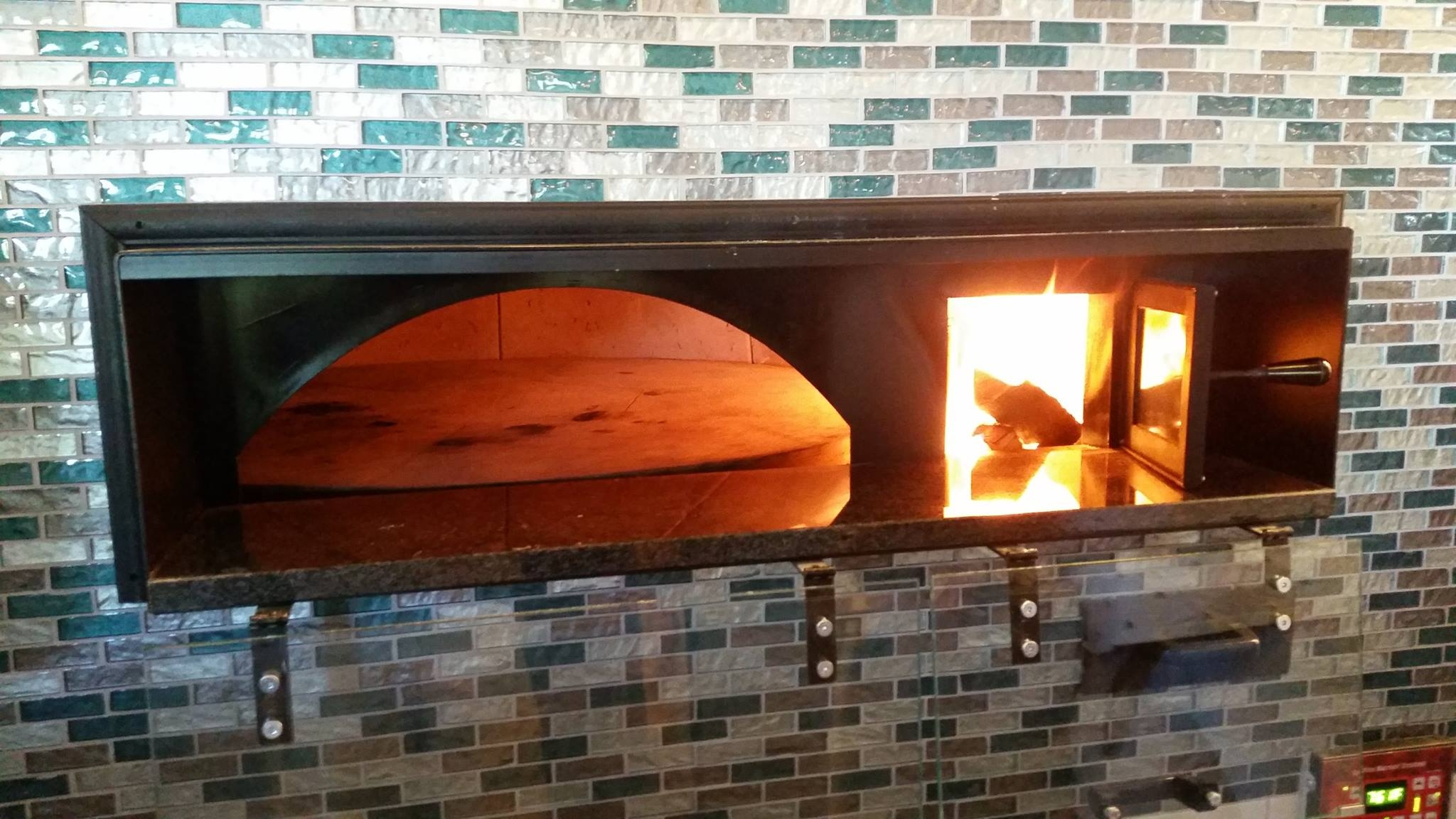 Wood fired revolving pizza oven 125 wood fired ovens - Forno gas per pizza ...
