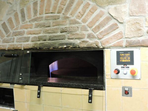 Patented revolving ovens