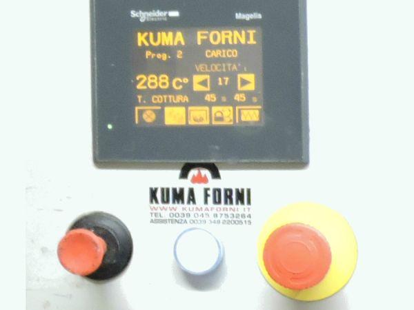 Kuma plus control panel